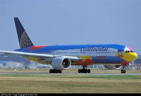 Wings 1 400 Boeing 777 224 Continental Airlines 142 best images about continental airlines on logos the golden and jets