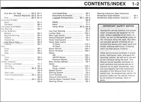 service manual dash removal 1991 mercury topaz service manual 1992 mercury topaz ecu removal 1991 ford tempo mercury topaz electrical troubleshooting manual