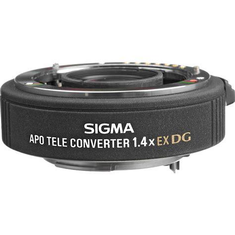 sigma apo teleconverter 1 4x ex dg sigma apo teleconverter 1 4x ex dg for pentax af 824109 b h