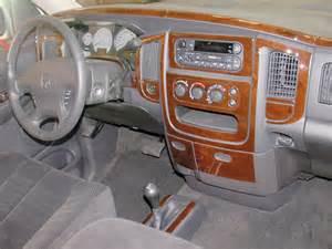dodge ram 2002 2003 2004 2005 dash trim kit d ebay