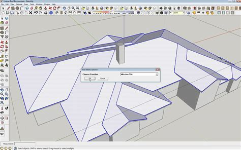 google sketchup roofing tutorial youtube sketchup instant roof creation plugin youtube