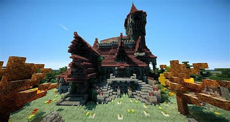 minecraft haunted house planet minecraft charity carnival minecraft project