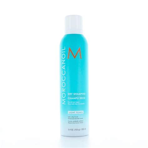 moroccanoil dry shoo light tones moroccanoil dry shoo light tones 5 4oz 205ml ebay
