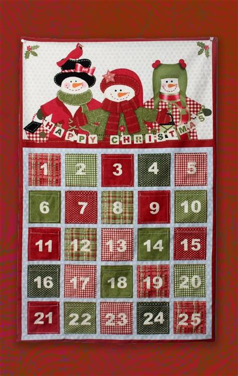 make your own felt advent calendar 1000 ideas about fabric advent calendar on