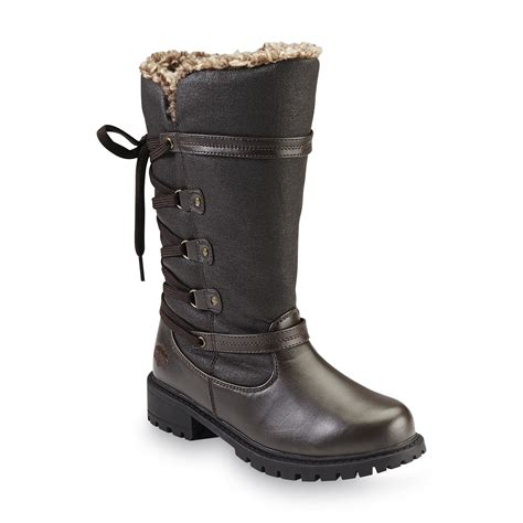 totes s duluth brown lace up boot