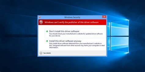 install windows 10 drivers how to install unsigned drivers in windows 10 make tech