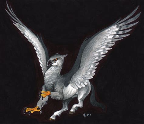 imagenes mitologicas definicion l hippogriffe