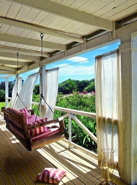 genere swing balcony with a swing seat verandas porches