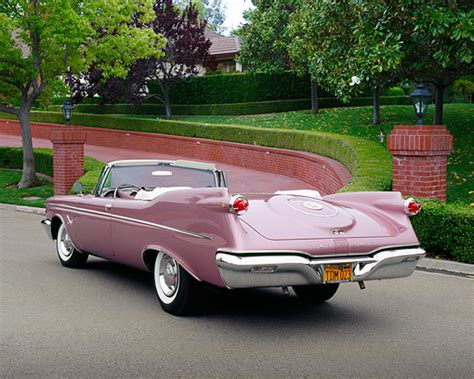 1959 chrysler imperial convertible imperial car stock photos kimballstock