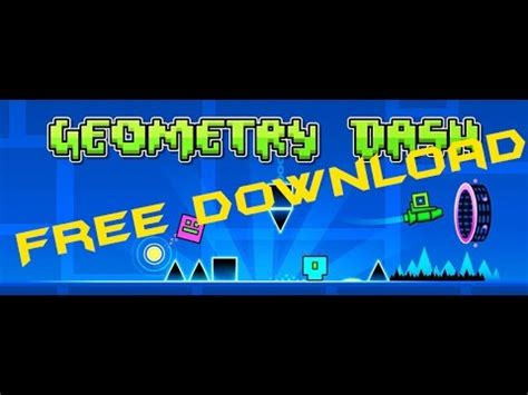 geometry dash pc full version free play full download geometry dash free download pc full