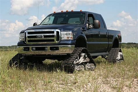 Mat Tracks by Mattracks On A Powerstroke Diesel Medium And Ford