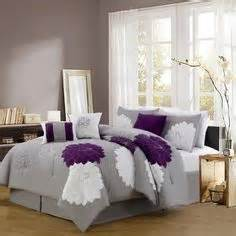 White Pinched Duvet Cover 1000 Ideas About Purple Bedding Sets On Pinterest