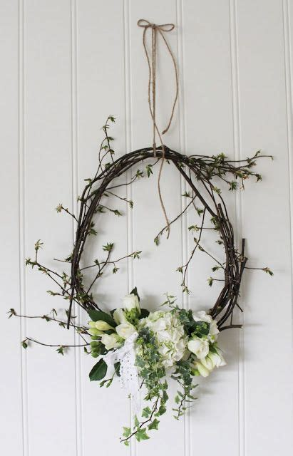 summer wreath spring and flower on pinterest