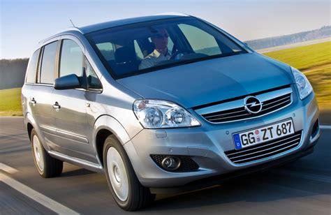 G Nstige Kfz Versicherung In Frankreich by Opel Zafira 1 7 Cdti Ecoflex Ist Der Sauberste
