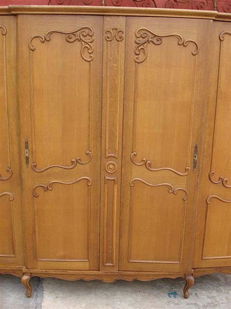 vintage armoire wardrobe closet sold on ruby