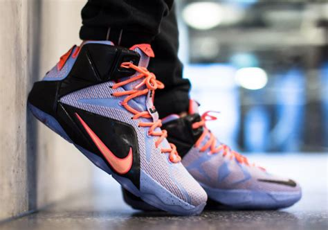 basketball shoes new releases 2015 lebron 12 easter sneakernews