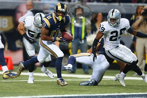 what channel is the st louis rams on today oakland raiders vs st louis rams start time tv channel