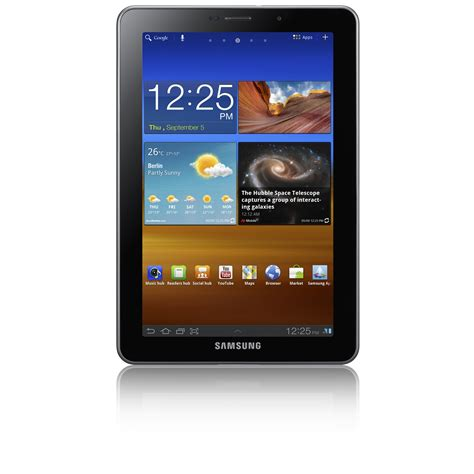 samsung unveils galaxy tab 7 7 android honeycomb tablet techhive