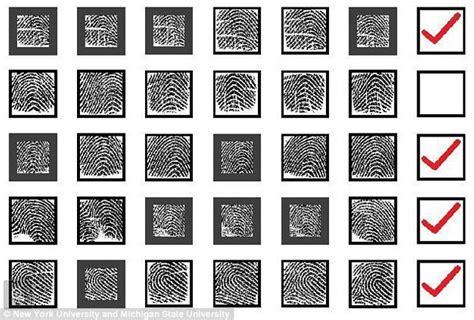 pattern master definition fingerprint sensors could be fooled by new masterprints