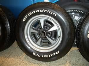 Pontiac Rally Wheels Pontiac Firebird Trans Am Gto 15 Quot Rally Ii Wheels 1968