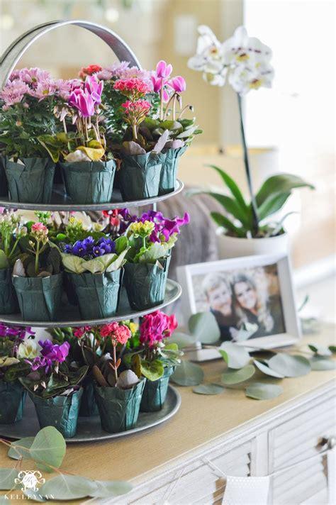 Garden Bridal Shower Ideas 25 Best Ideas About Garden Favors On
