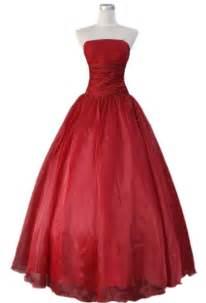 Red evening dress christmas party trendy mods com
