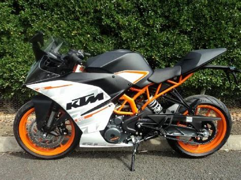 Ktm 390 Race Bike 2015 Ktm Rc 390 390 Cc New My Rc 390white For Sale From