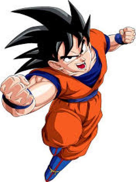 imagenes de goku volando ranking de personajes de dragon ball z listas en