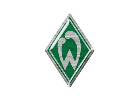 Aufkleber Bremen Druckerei by Sticker Raute 3d Werder Fan Welt Werder Bremen