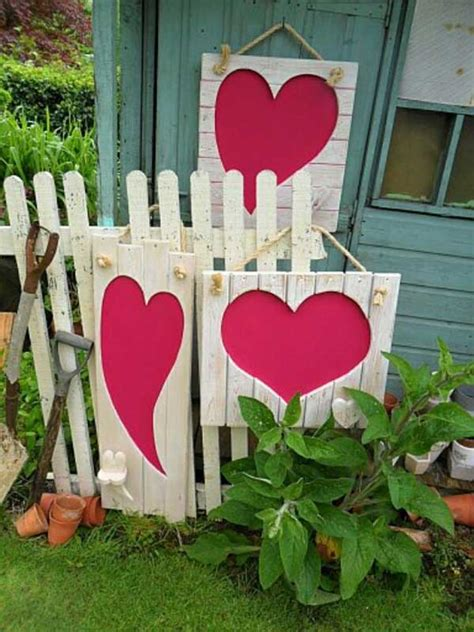 heart decorations for the home outdoor decorating ideas with hearts for this valentines