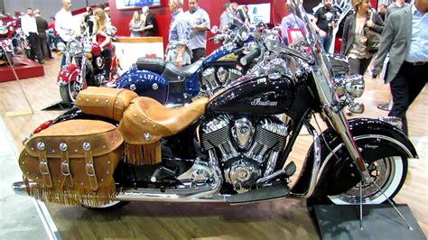 Motorrad Customizer Frankfurt by 2014 Indian Motorcycle Indian Chief Vintage Walkaround