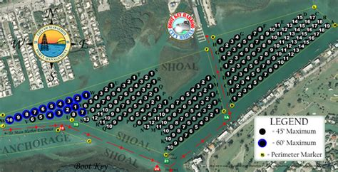 key west boat mooring anchorage mooring dockage and dinghy info city of