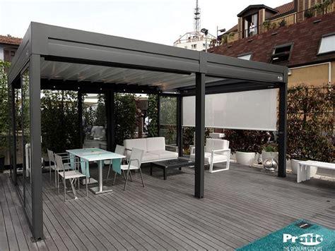 coperture terrazzi alluminio coperture per terrazzi in alluminio