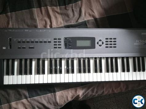 Keyboard Korg N364 like new korg n364 keyboard clickbd