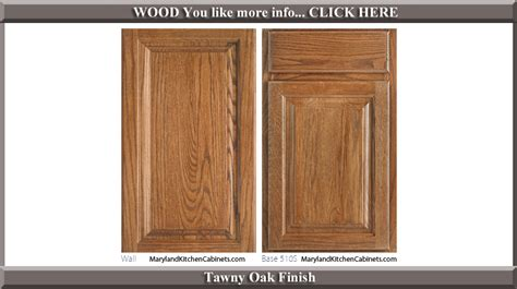 kitchen cabinet door finishes 510 oak cabinet door styles and finishes maryland