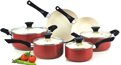 best pans to cook with best ceramic cookware reviews buying guide