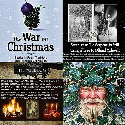 pagan origin of christmas tree paganism watchman on the web