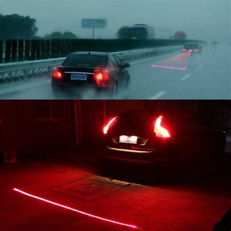 Car Motor Laser Fog Light royal rear end auto car laser safety fog warning light 12v 24v buy royal rear end auto