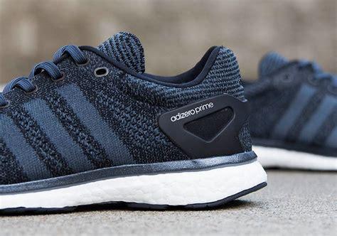 Adidas Prime Boost adidas adizero prime boost quot midnight quot sneakernews