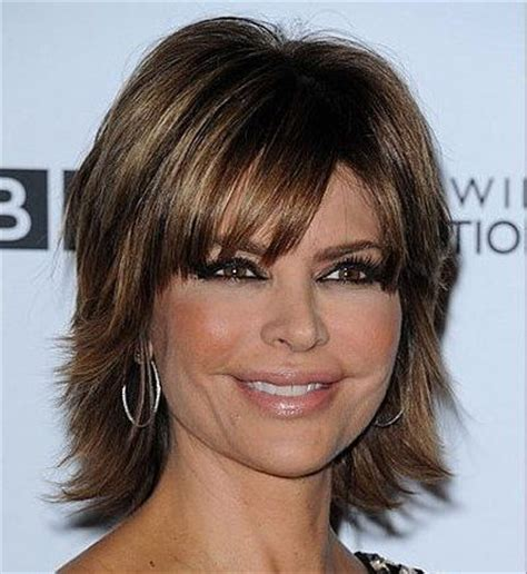 lisa rinna long layered hair 1000 images about short shag cut on pinterest