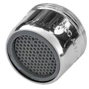 1 5 gpm low flow dual thread faucet aerator kitchen