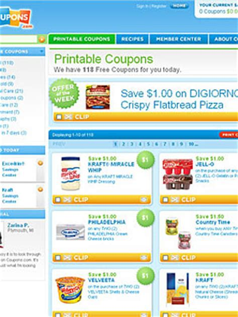 printable grocery coupon sites printable coupon sites for groceries 2017 2018 best