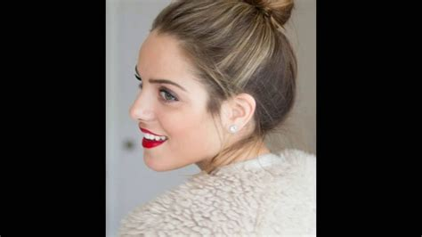 High Hairstyles by High Bun Hairstyles For Hair High Bun Hairstyles