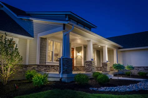 lighting for your custom home design homes