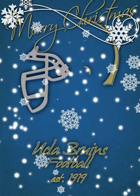 Ucla Gift Card - ucla bruins christmas card greeting card for sale by joe hamilton