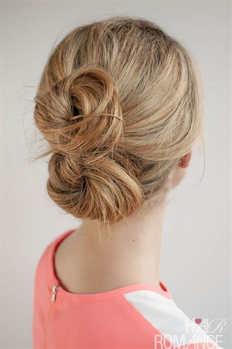 going out bun hairstyles hair romance 30 buns in 30 days day 26 the double