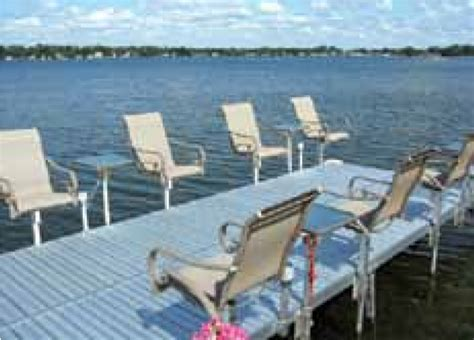 boat dock table and chairs starr dock accessories