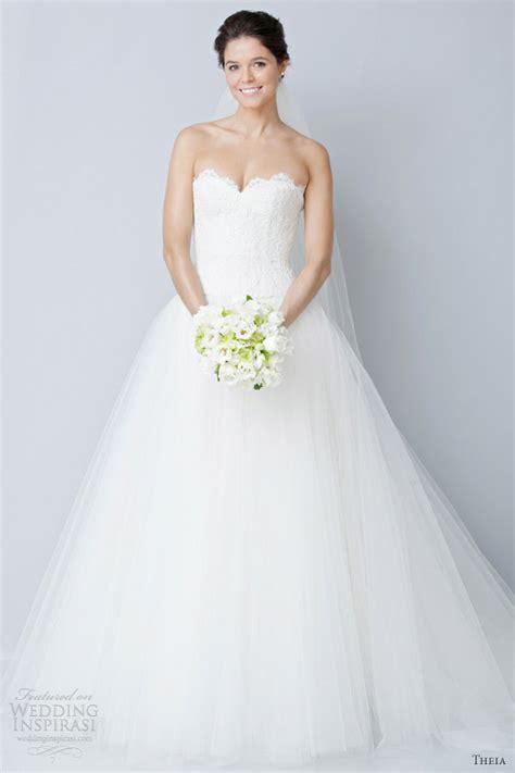 Theia Wedding Dresses Spring 2013   Wedding Inspirasi