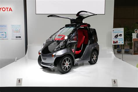 Toyota Smart Car 2012 Toyota Smart Insect Concept Conceptcarz