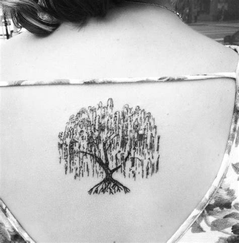 willow tree tattoo designs collection of 25 willow tree design